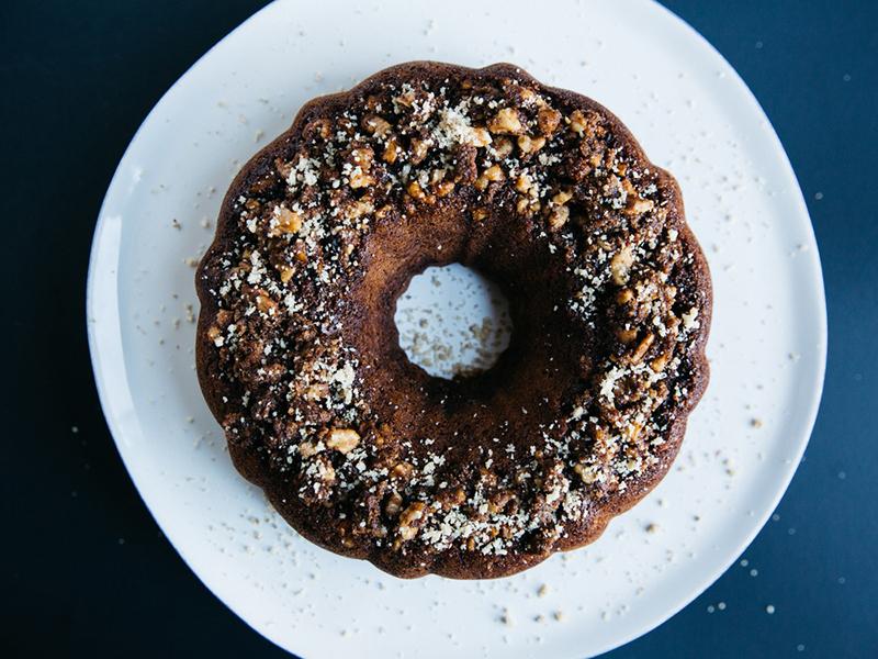 Damn Delicious Chocolate Bundt Cake
