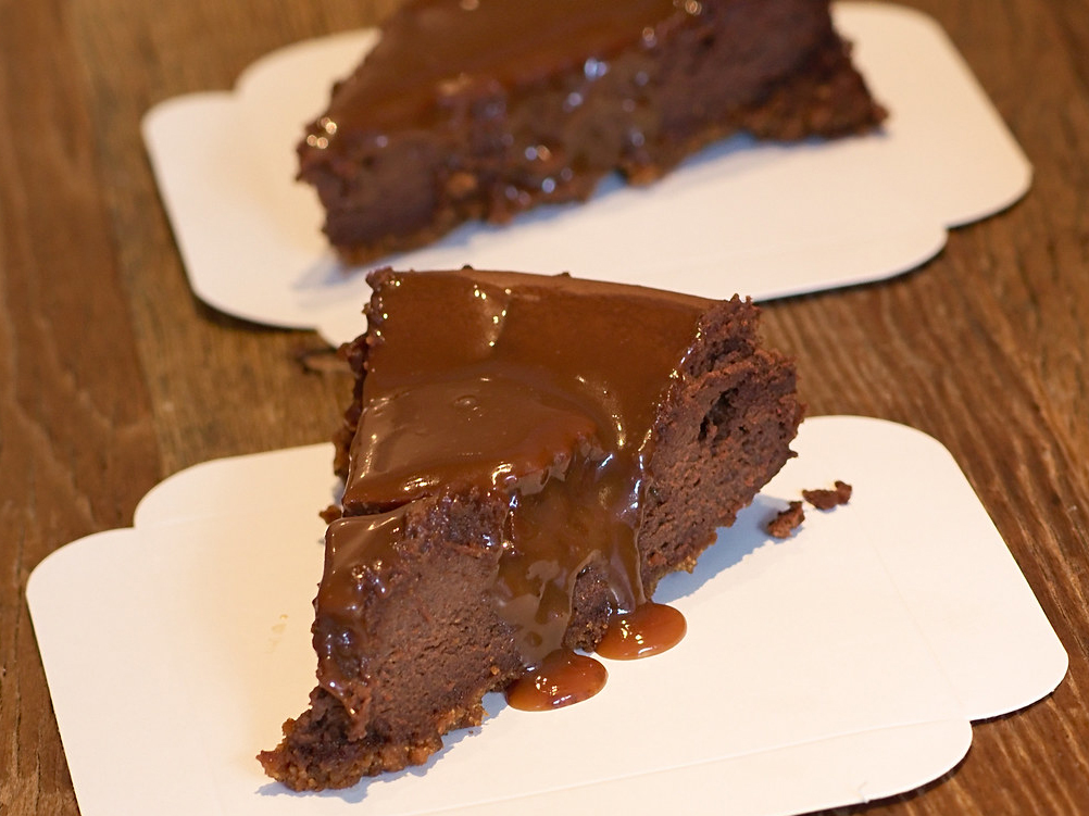 The Best Chocolate Cheesecake Recipe
