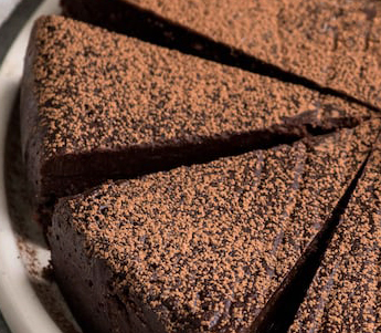Easy Flourless Chocolate Cake Recipe