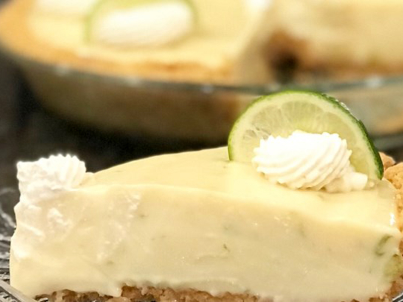 Easy and Delicious Key Lime Pie Recipe