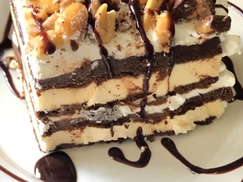 Hot Fudge Ice Cream Bar Dessert Recipe