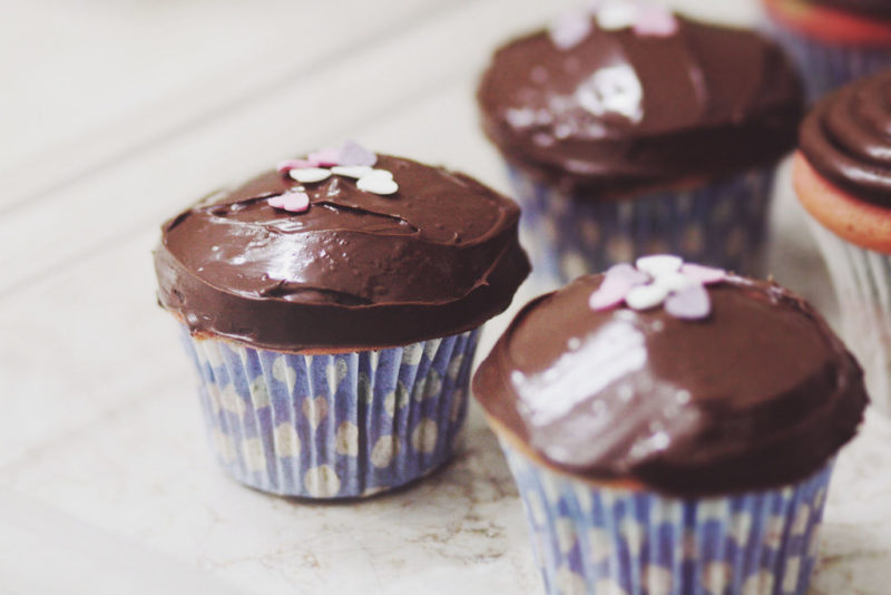 The Most Amazing Chocolate Cupcakes Recipe