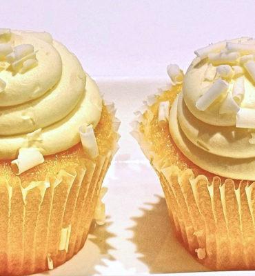 The Most Amazing Lemon Cupcakes Recipe
