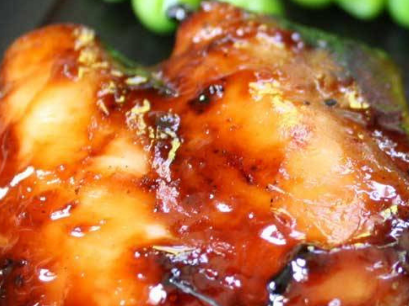 Hawaiian Grilled Huli Huli Chicken