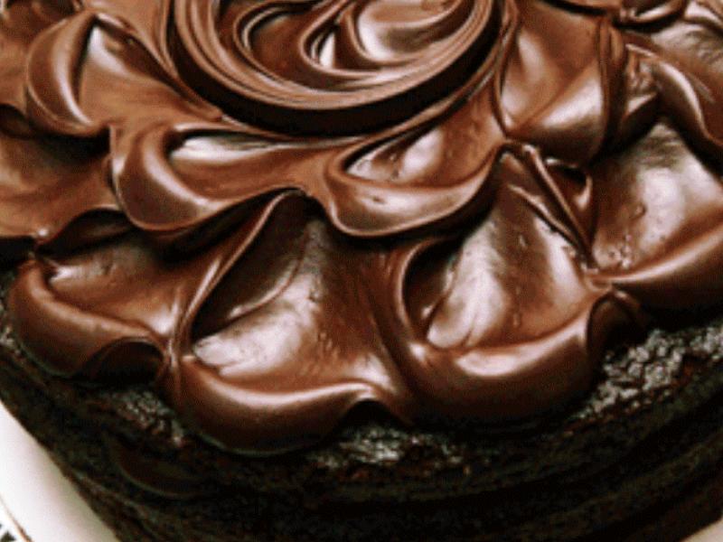 Super-Moist Chocolate Mayo Cake