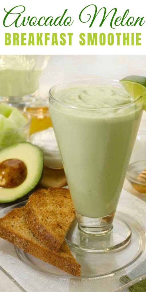 A delightful concoction of green fruits and vegetables plus fat-free dairy. With convenience built in, this refreshing smoothie can be made a day ahead. Keeps well in the refrigerator up to 24 hours.
