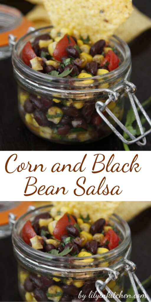 If you're not a fan of chopping but love homemade salsa, this is the recipe for you! It makes use of canned veggies—along with a handful of fresh ingredients—to create a bold, vibrant and versatile salsa that you'll be making often.