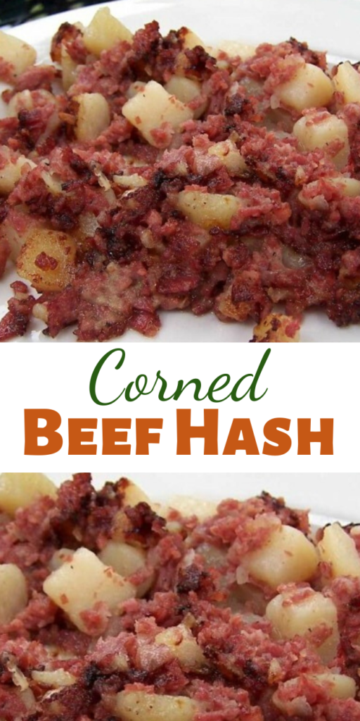 Hash is a dish consisting of diced meat, potatoes, and spices that are mixed together and then cooked either alone or with other ingredients such as onions. The name is derived from the French verb hacher (to chop).
