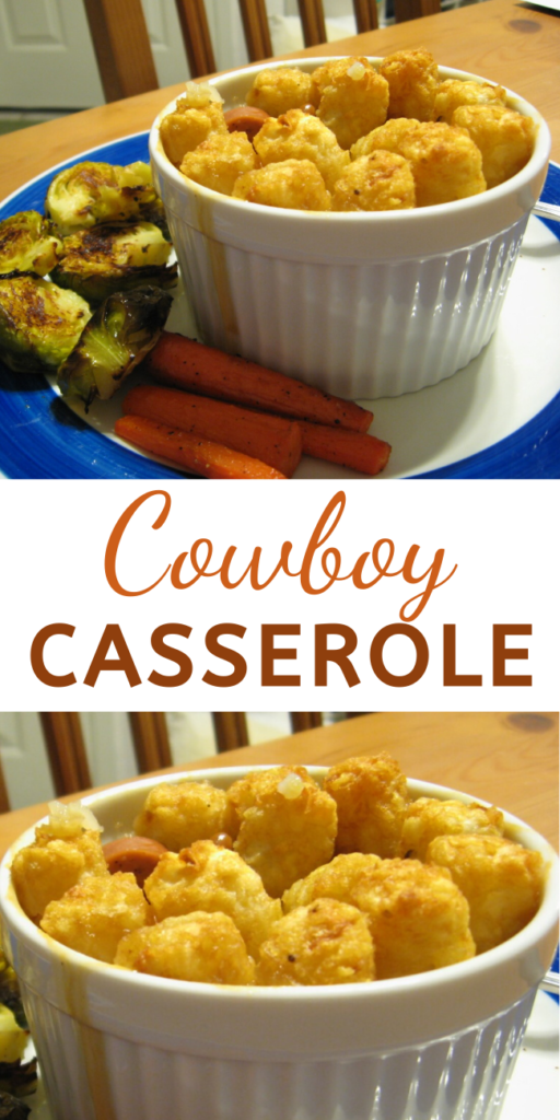 Once you try it, you'll know why this Cowboy Casserole is so famous. A simple recipe that takes everyday ingredients and transforms them into something spectacular!