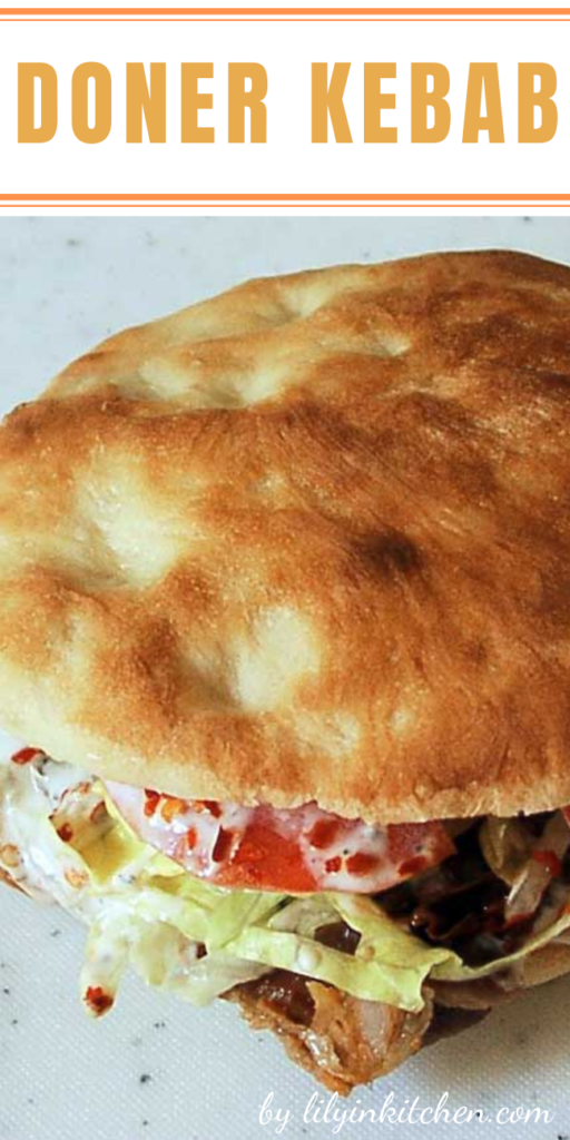 This Middle-Eastern sandwich is gaining in popularity around the world. The place we get them from makes them the size of your head!