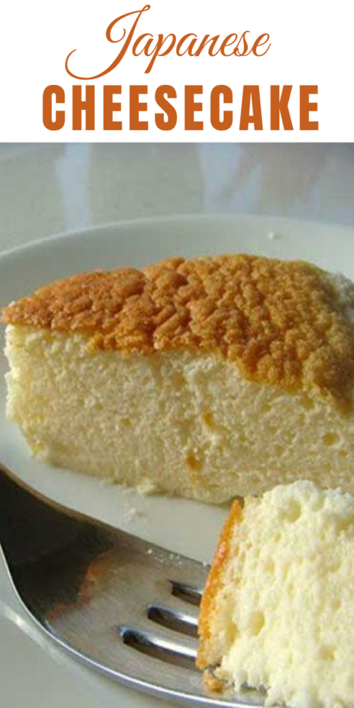 This cheesecake is simply perfect for those days when you want a bit of dessert without that overstuffed feeling. It's light and creamy, with a silky, cottony texture. It also is a little less sugary than most American cheesecakes.