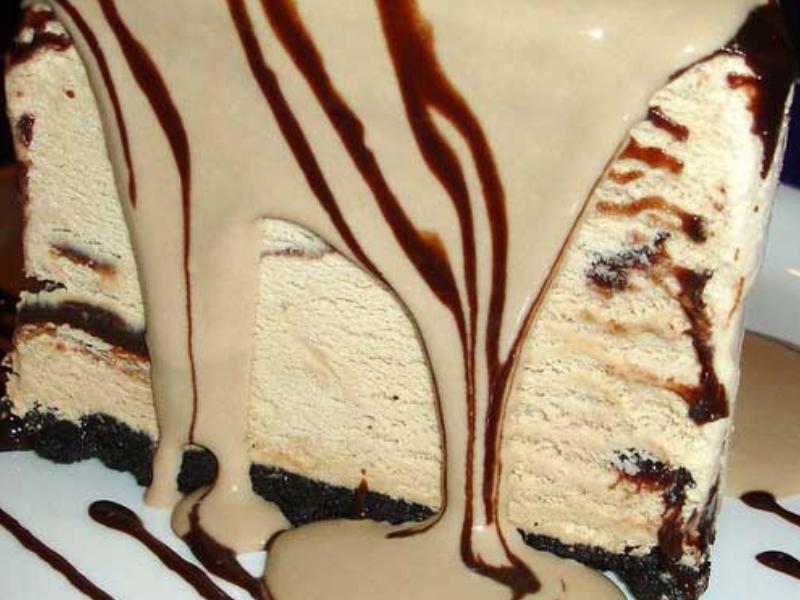 Kahlua Ice Cream Pie