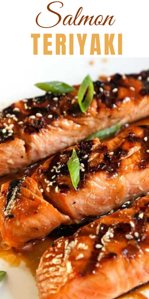 "In the Japanese kitchen, ""teriyaki"" means a dish that's glazed and grilled or broiled. Jarred versions of sweet-salty teriyaki sauce are available, but it's so easy to make from scratch, and so versatile, that we make our own and slather it onto salmon—as well as chicken, vegetables, and other fish—before cooking, which allows the sugars in the sauce to caramelize, for a deep, rich flavor."