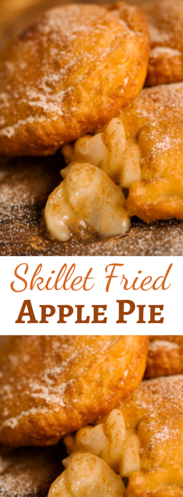 Apple pie is an All-American classic. Now you can make that classic with an even more classical twist…using a cast-iron skillet! You may never go back to the frozen stuff ever again.