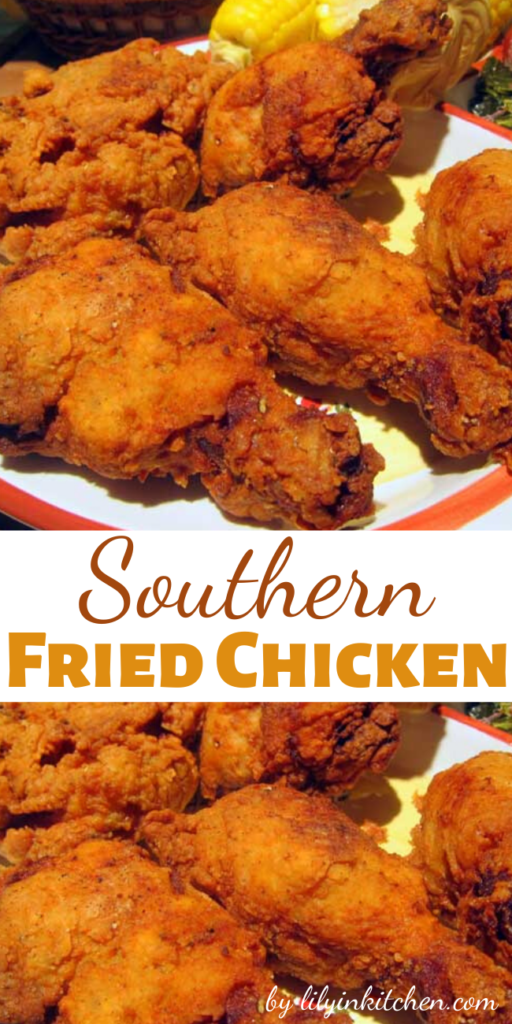 Recipe for Southern Fried Chicken – Sometimes you just need say what the heck and indulge in some sinfully rich food. It is even better when you indulge with a little company.