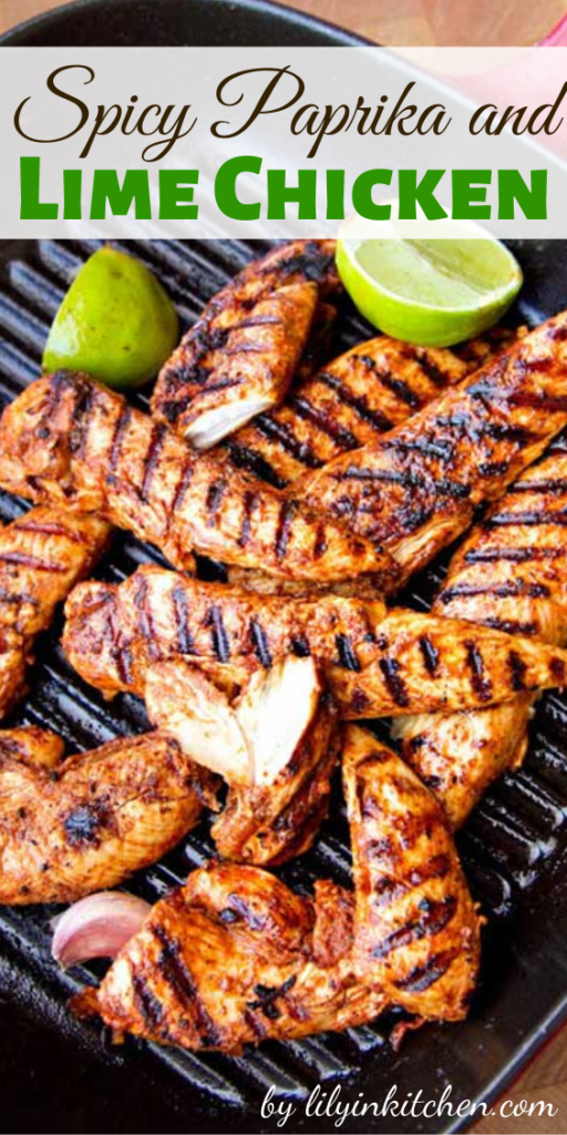 Spices and lime used in the marinade will take your taste buds on a little holiday to the Caribbean, Mexico or Spain – your pick!