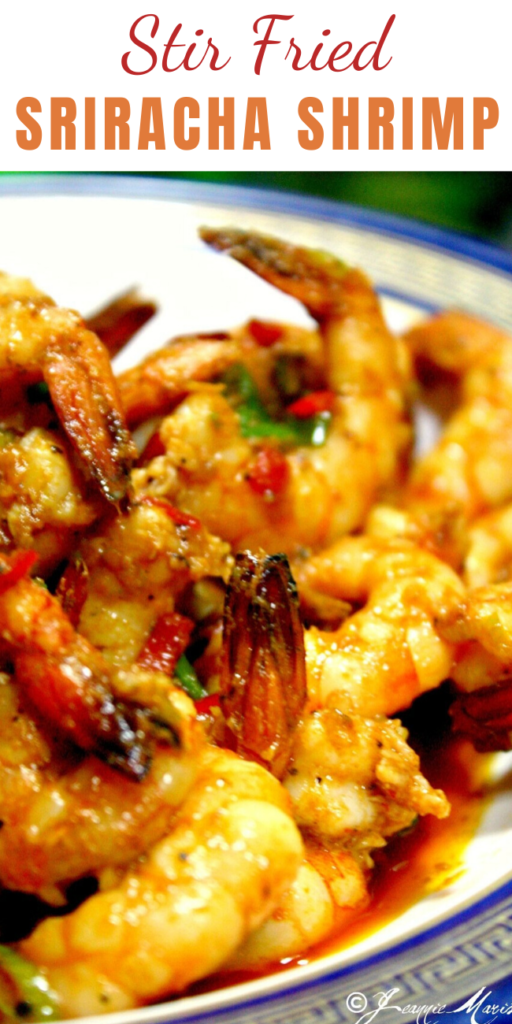 Sriracha is almost everywhere these days. Why not use it to give your boring stir fry a little kick, like this Stir Fried Sriracha Shrimp recipe?