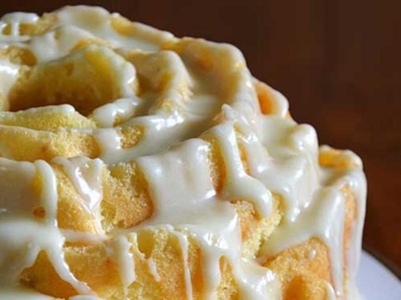 Ultra Lemon Cake