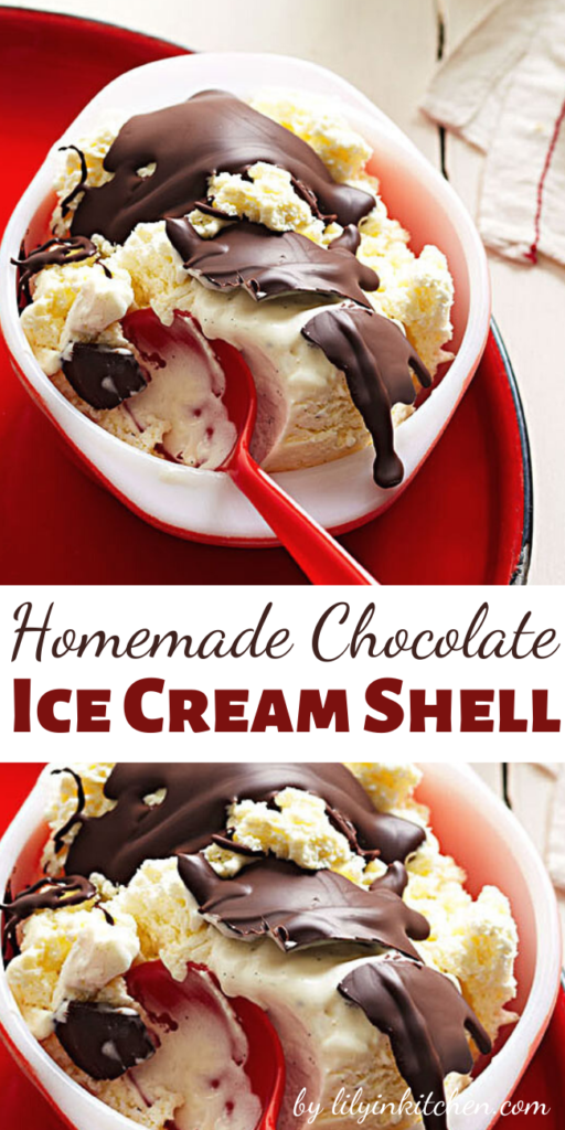 This super-easy homemade ice cream topping doesn't harden quite as fast as that magical store-bought stuff, but it packs a lot more chocolate flavor. Plus, it's totally customizable with different flavors of chips! Store it in the pantry to zap in the microwave whenever you want to crack your spoon into something delicious.