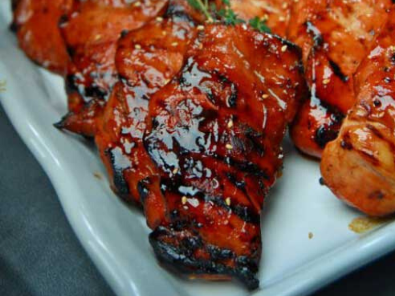 Asian Barbeque Chicken