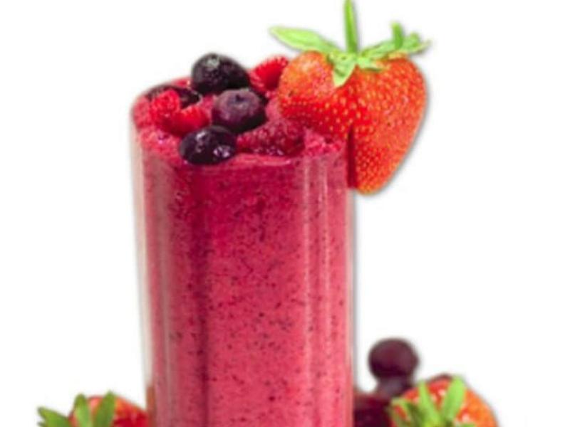 Berry Antioxidant Smoothie