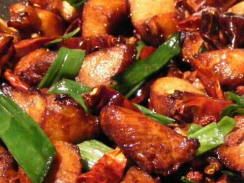 Chinese Garlic Chicken
