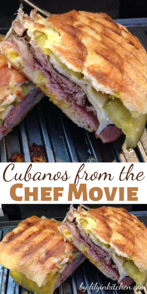 "After watching the movie ""Chef"", you're going to want to eat a Cubano sandwich. Here's how real chef Roy Choi made them for the movie."