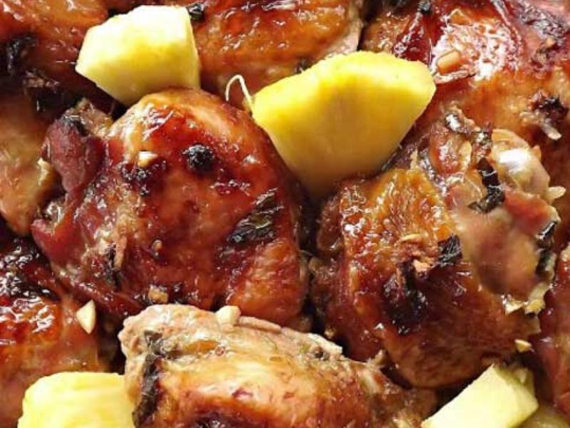 Hawaiian Summer Chicken