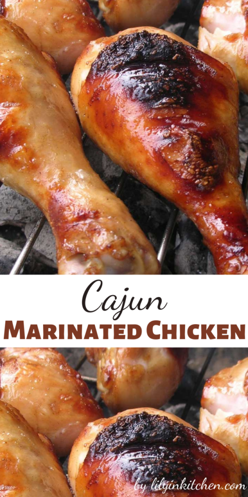 Use this Cajun Marinated Chicken recipe if you want to add a spicy kick to your chicken. The recipe is easy to make and always gives restaurant-quality results.