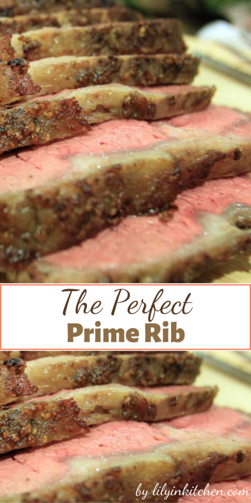 Everyone's heart and maybe their waistbands—will get a little bigger when you use this no-fail, no-stress recipe to set a perfect prime rib on your table.